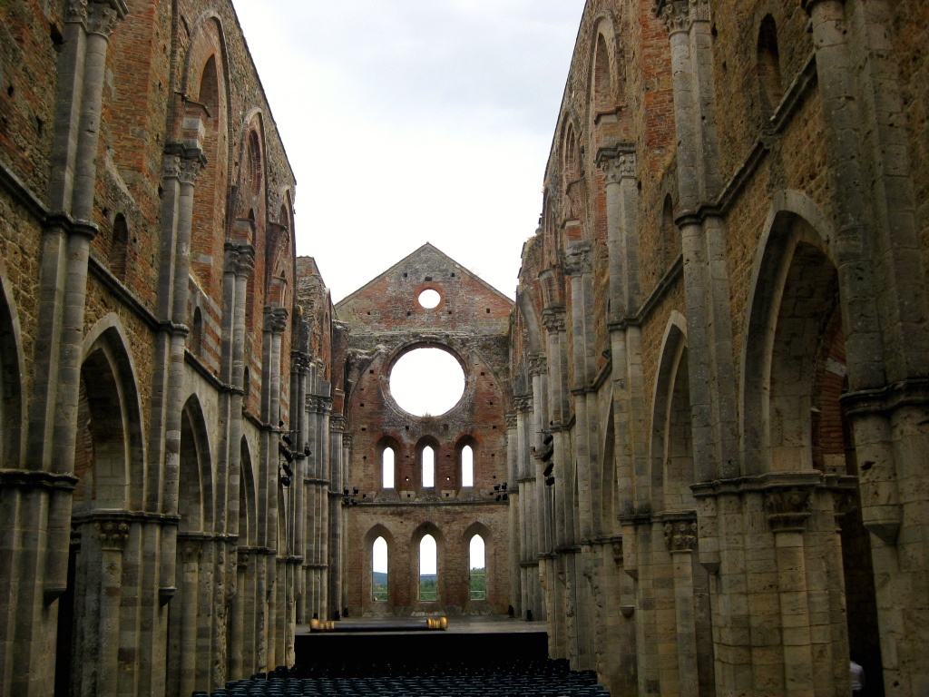 San Galgano Church
